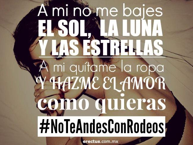 #NoTeAndesConRodeos