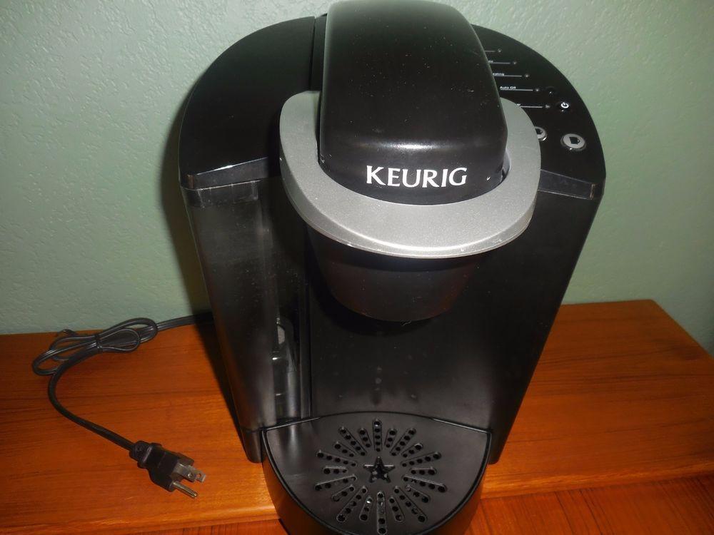 Keurig Single Cup Brewing System Coffee Maker Model K40 Great