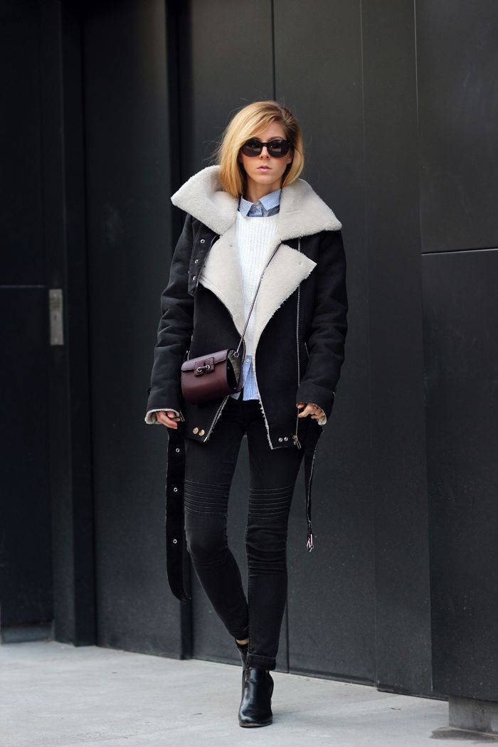 Pure perfection! This coat is everything!