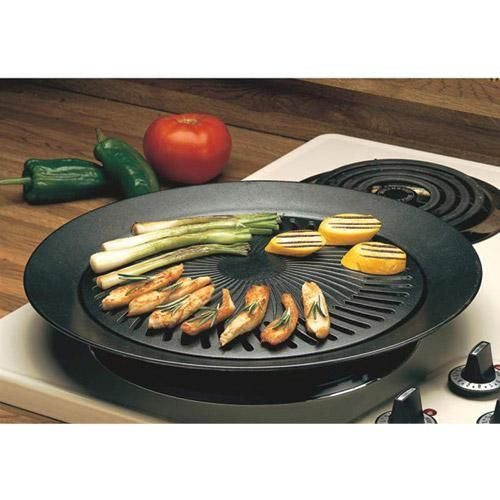 SMOKELESS STOVETOP INDOOR BBQ GRILL | Get Organized | For the ...