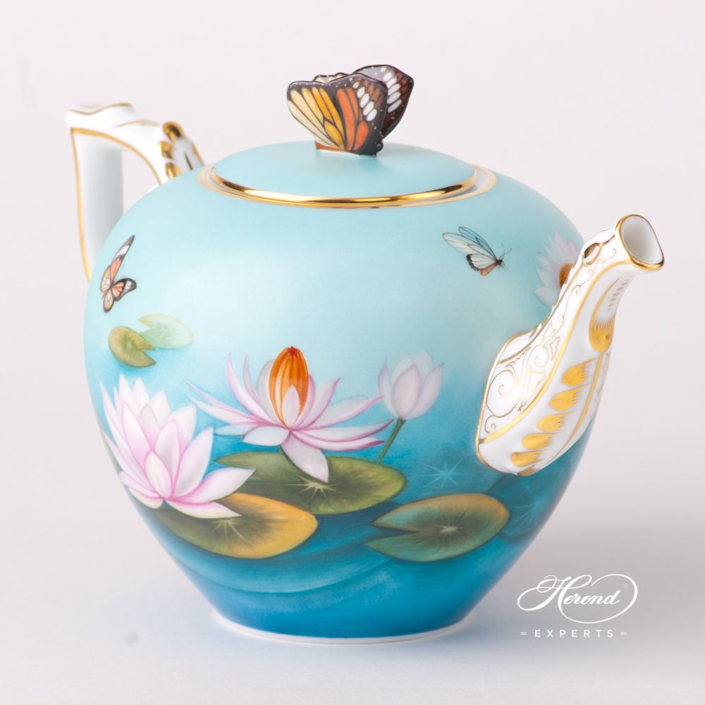 Tea Pot - Water Lily #teapotset