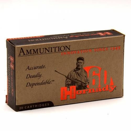 Hornady Custom Ammo  is available at $32.99 USD in The Woodlands TX, 77380.