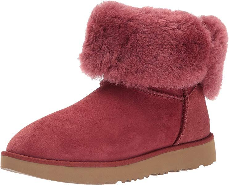 Classic Cuff Short Winter Boot