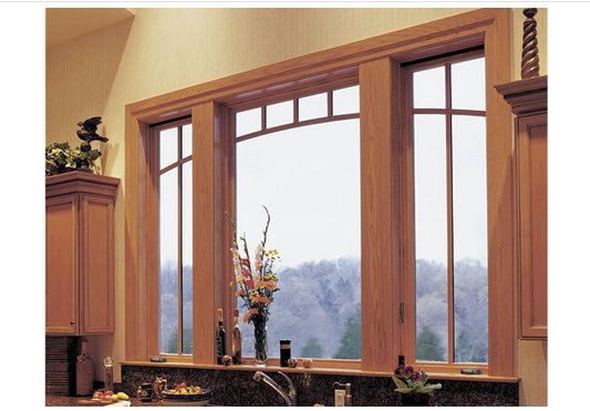 Wooden window designs for modern homes modern home for Wood windows colorado
