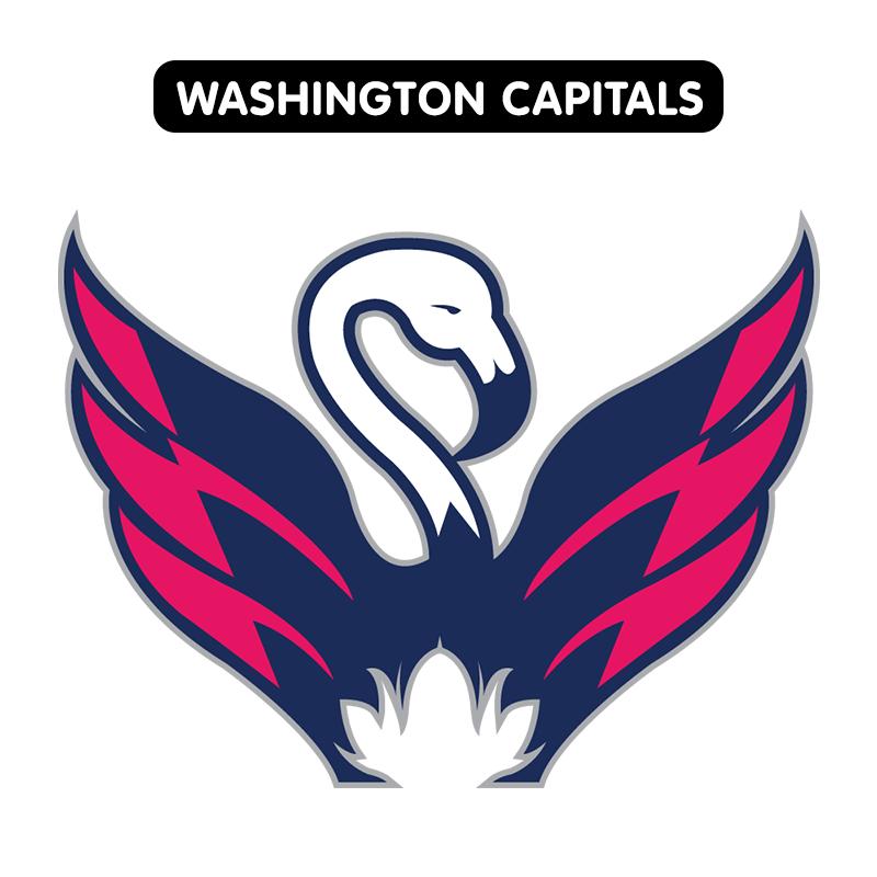 Nhl Logos Redesigned With Vegas Flair Team Awesome Nhl Logos