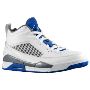Jordan Basketball Shoes Flight 9.5 Blue Black White Nike