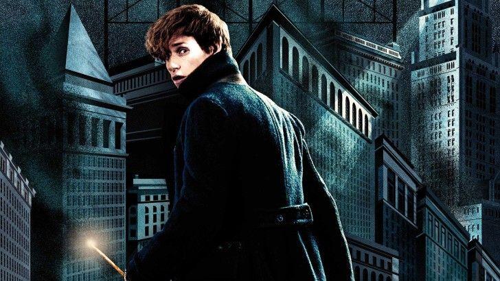Fantastic Beasts 2016 Movie Newt Scamander Wallpaper Bestas