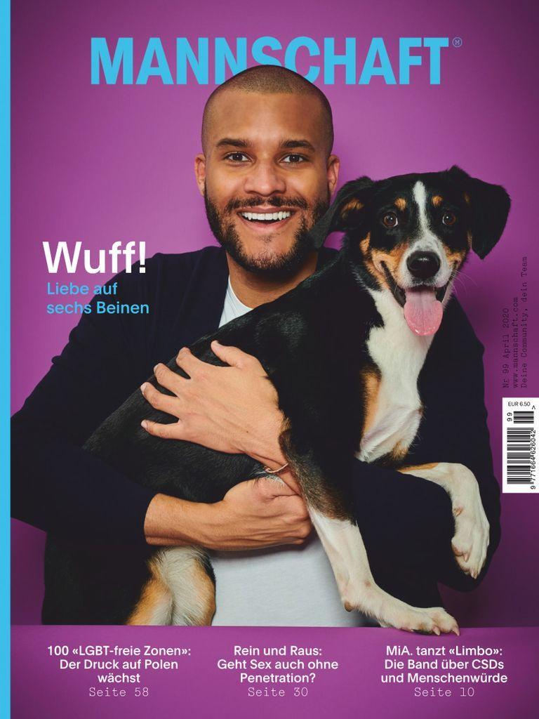Mannschaft ist das Lifestyle-Magazin für den schwulen Mann. Zehnmal im Jahr informieren wir mit Artikeln, Interviews sowie Reportagen über Neuigkeiten aus Politik, Mode, Kultur, Unterhaltung und der weltweiten LGBT-Szene.