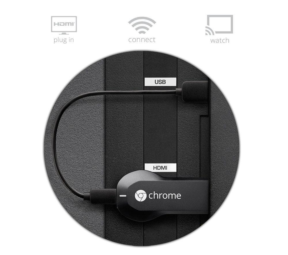 Google Chromecast Digital HD Media Streamer Google