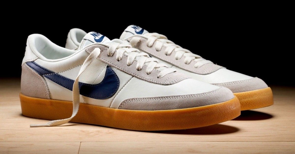 Back by popular demand, the J.Crew-exclusive colorway of the Nike Killshot  returns next week on March