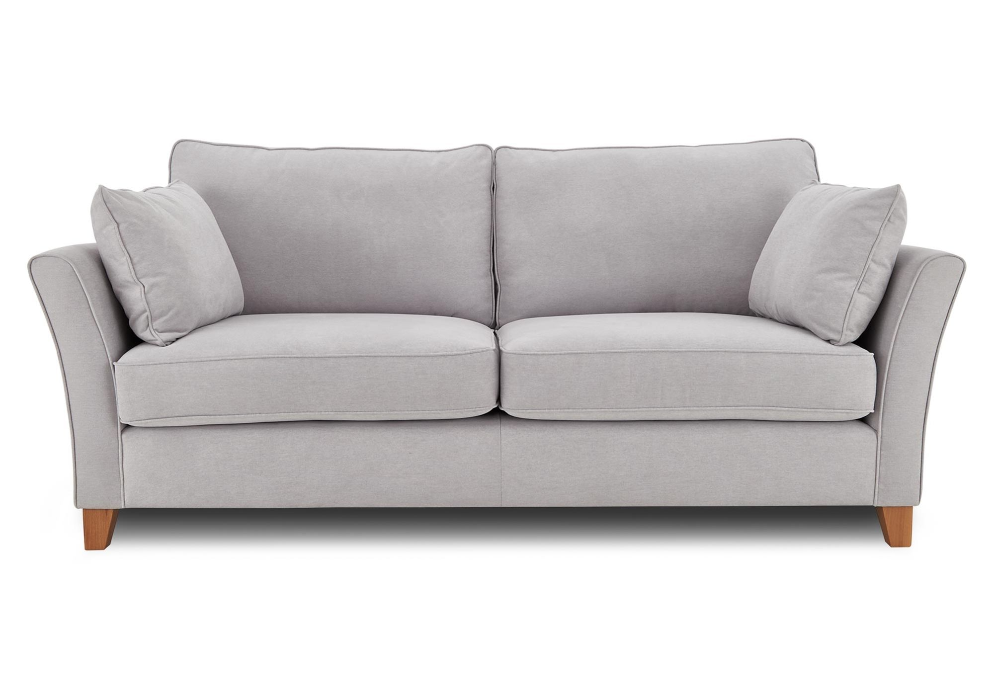 This lovely and very roomy family sofa has a classic yet