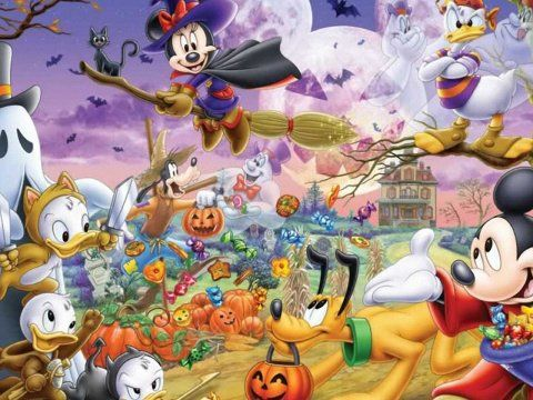 Halloween WallpapersMickey Mouse Wallpapers Pictures Free Download