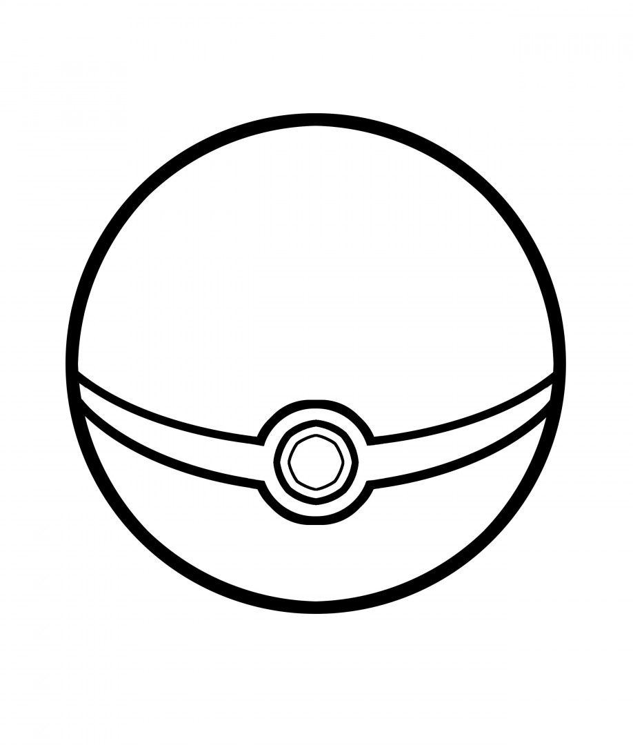 Pokemon Ausmalbilder Pokeball : Pokemon Ball Coloring Pages Coloring Pages For Kids Free Images