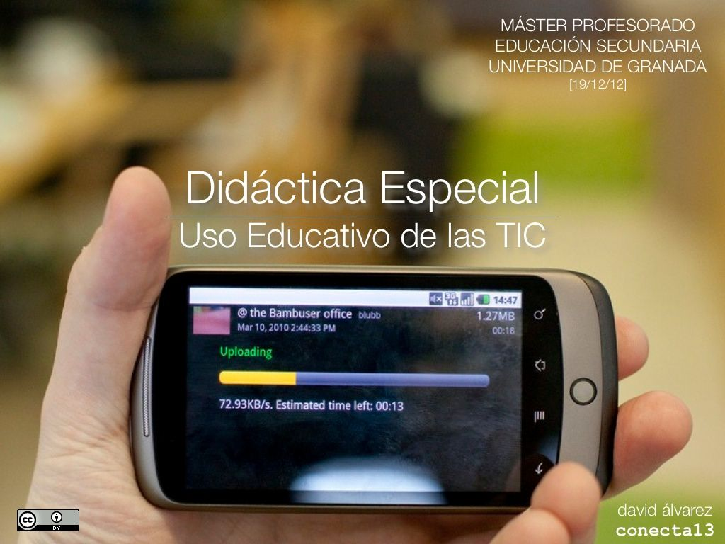 uso-educativo-de-las-tic-sesin-1 by david alvarez via Slideshare