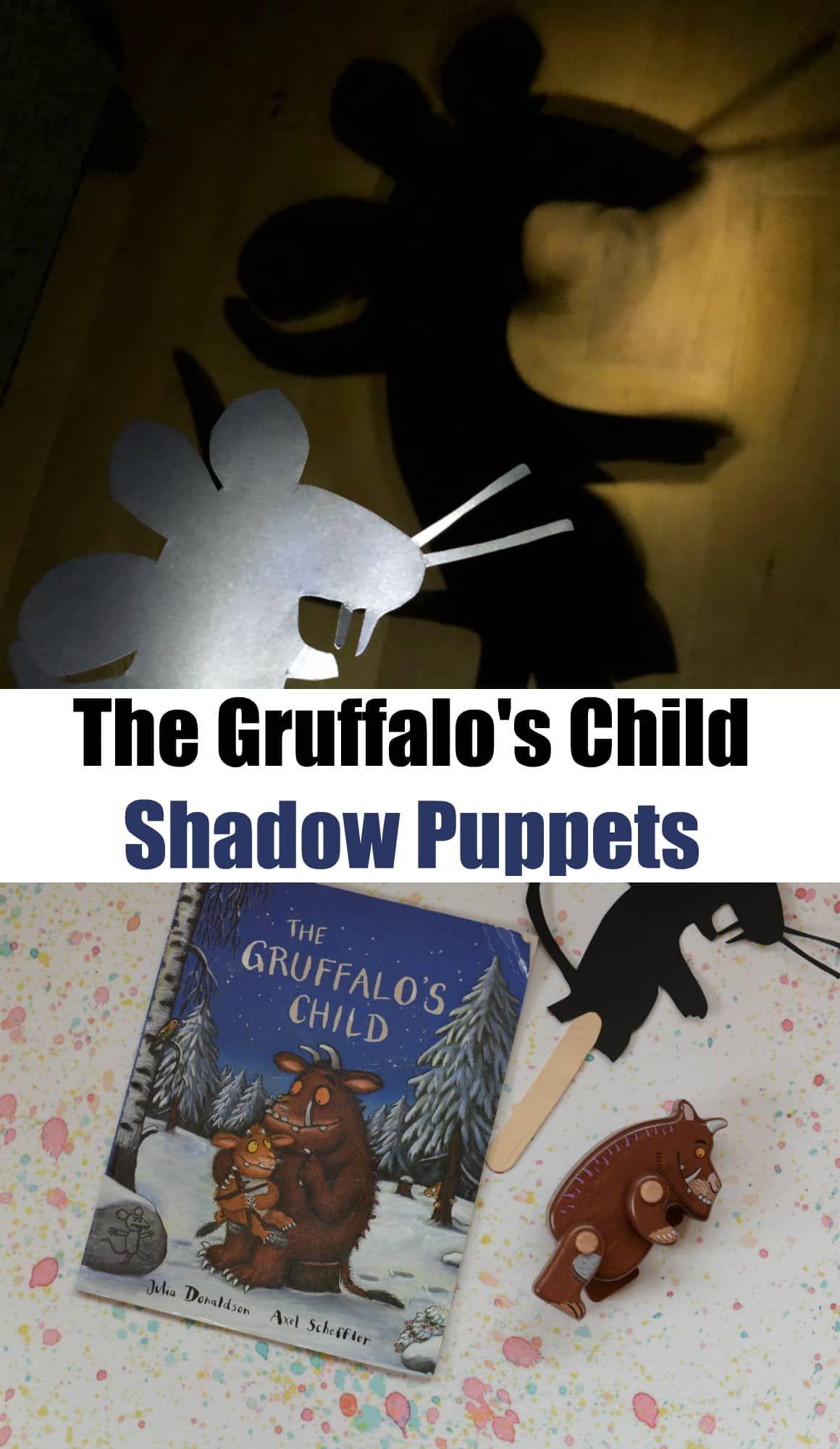 The Gruffalo S Child Shadow Puppet