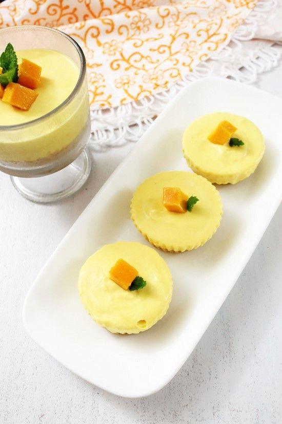 recipe: mango dessert recipe no bake [5]