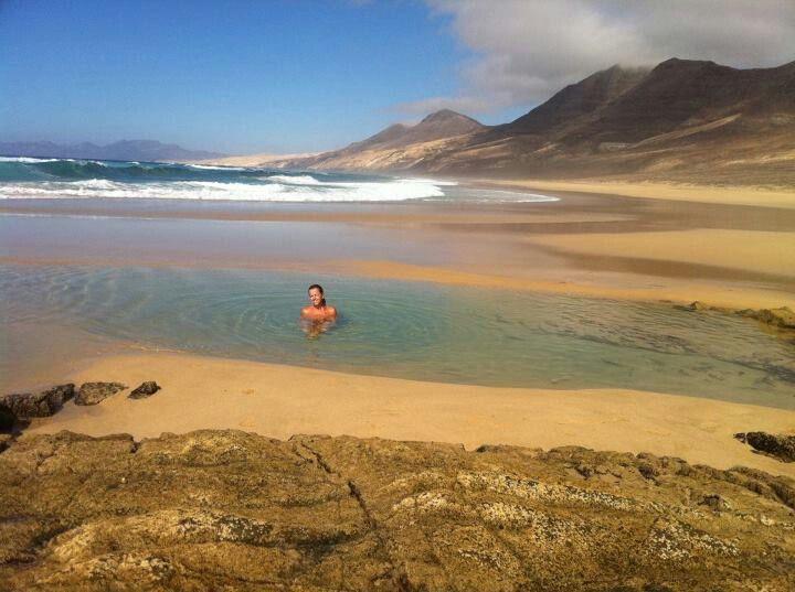 Playa De Cofete Isla De Fuerteventura Islas Canarias Future Vacays Pinterest Canary