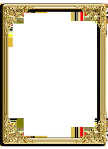 إطارات فوتوشوب شهادات وتقدير فارغة Frame Border Design Clip Art Frames Borders Page Borders Design