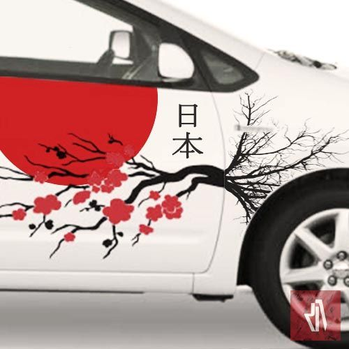 Japan Cutting Sticker Mobil Bandung Pro Wwwmangelecom - Car decals designnew design full car body stickers for ford focus golf mg