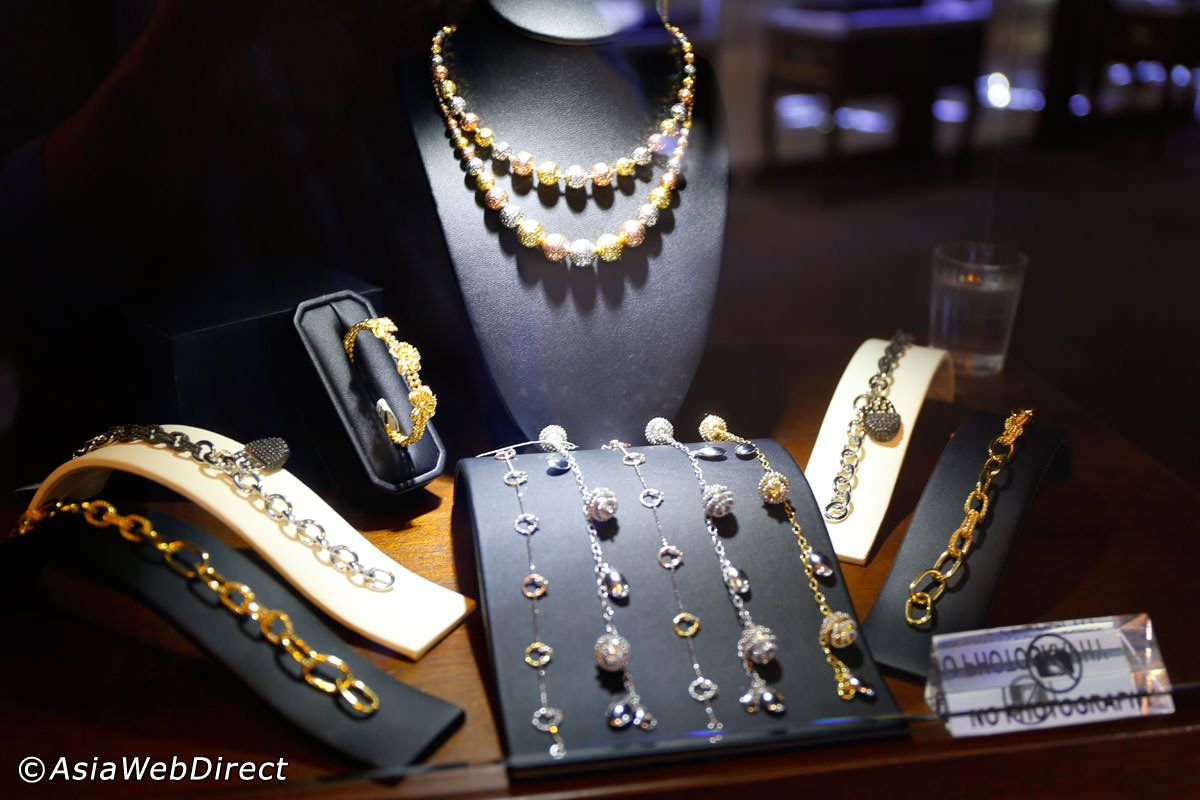 The Best Jewellery Shops in Jewelry Trade Center Bangkok Jewellery
