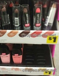 photograph relating to Wet N Wild Printable Coupon identify Work! $1/1 Moist N Wild printable coupon \u003d No cost Lipsticks/Nail