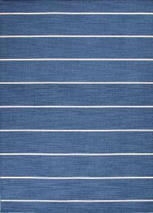 Cape Cod wool dark denim rug | Ourboathouse.com