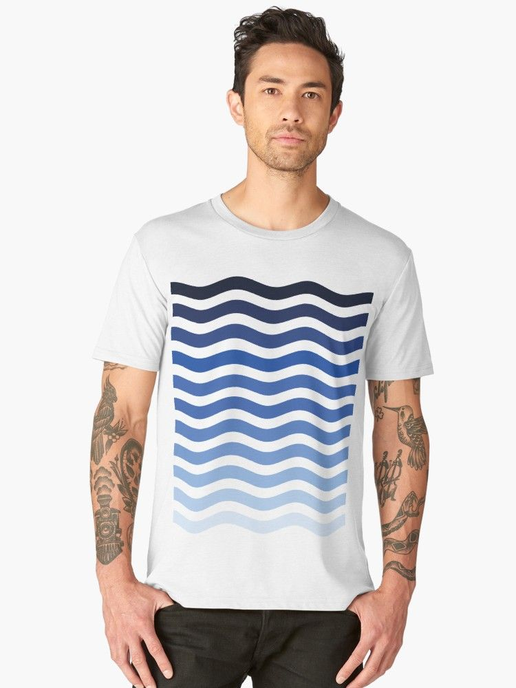 f2345ad19cd3 Summer Outfits · Waves · Sailor men t-shirt