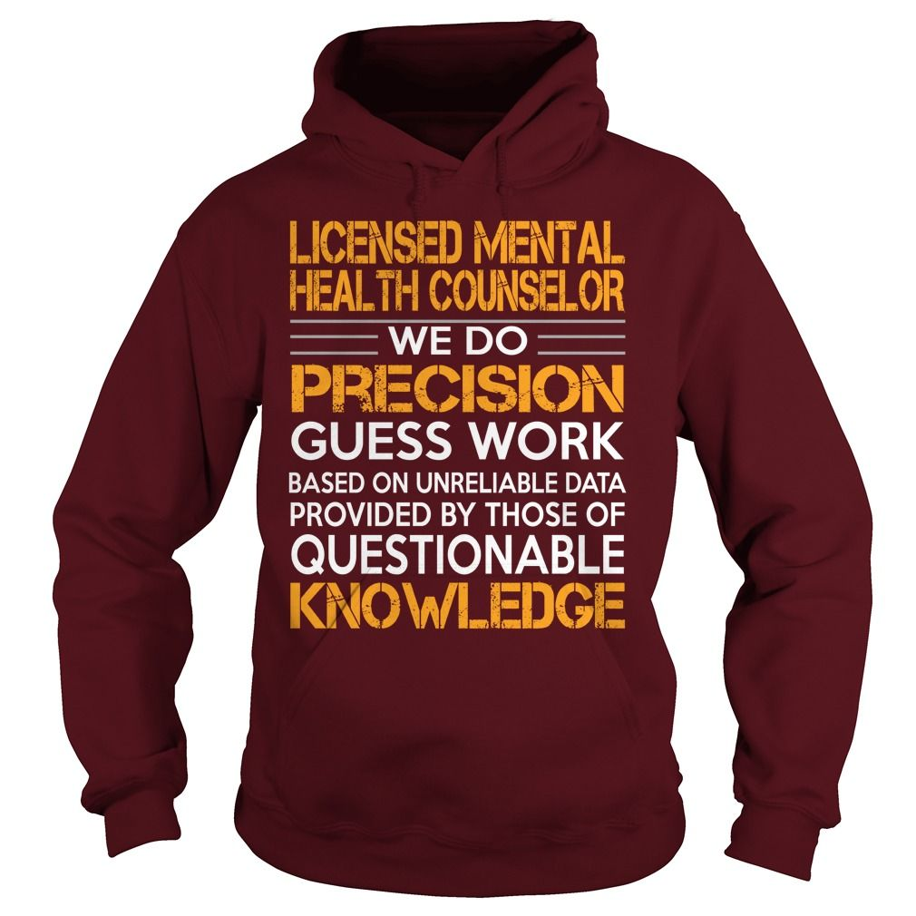 Awesome Tee For Licensed Mental Health Counselor T-Shirts, Hoodies. Check Price Now ==►…