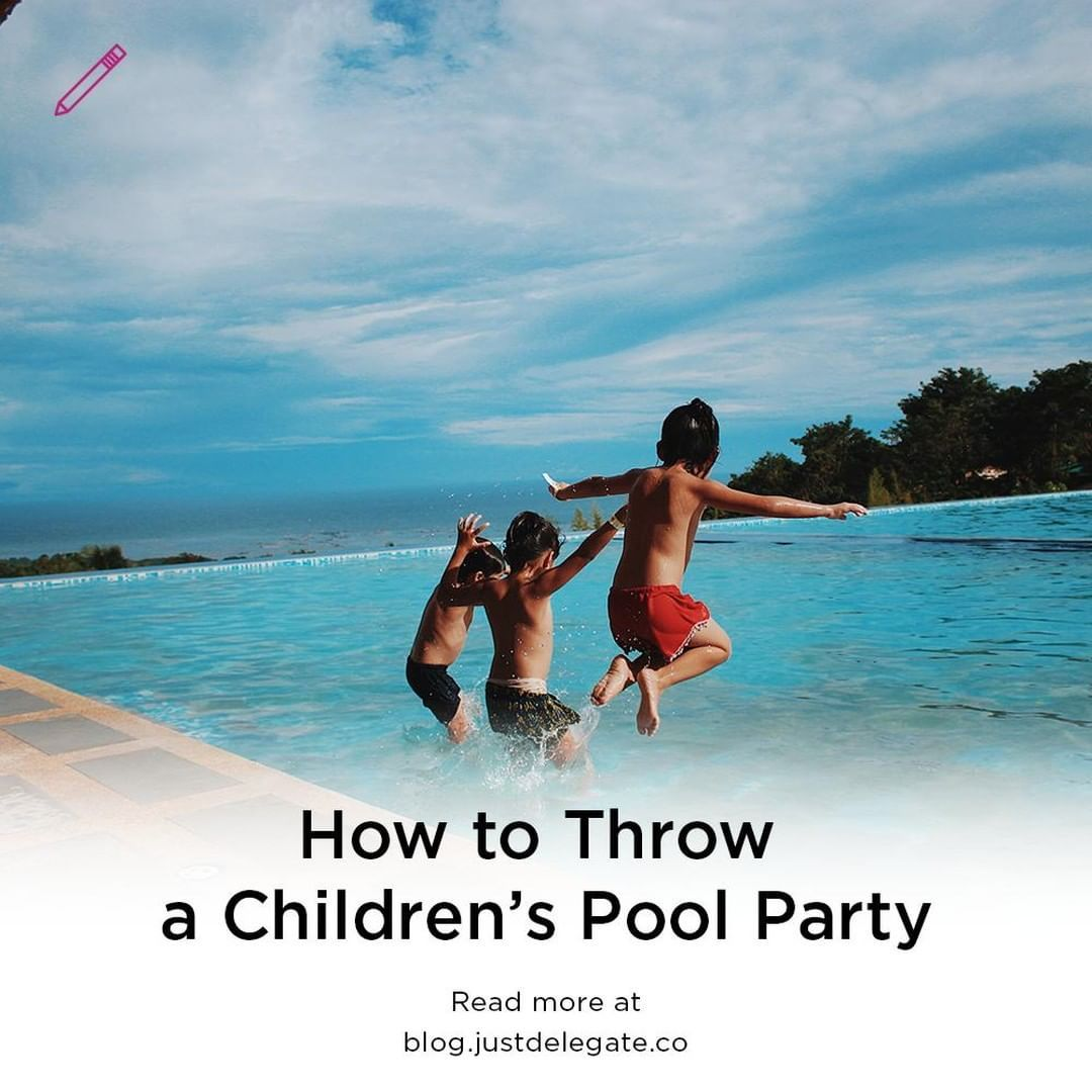 Summer Never Ends In Singapore So It S Always A Good Time To Have A Fun Pool Pa In 2020 Cool Pools Pool Party Kids Pool Party Fun