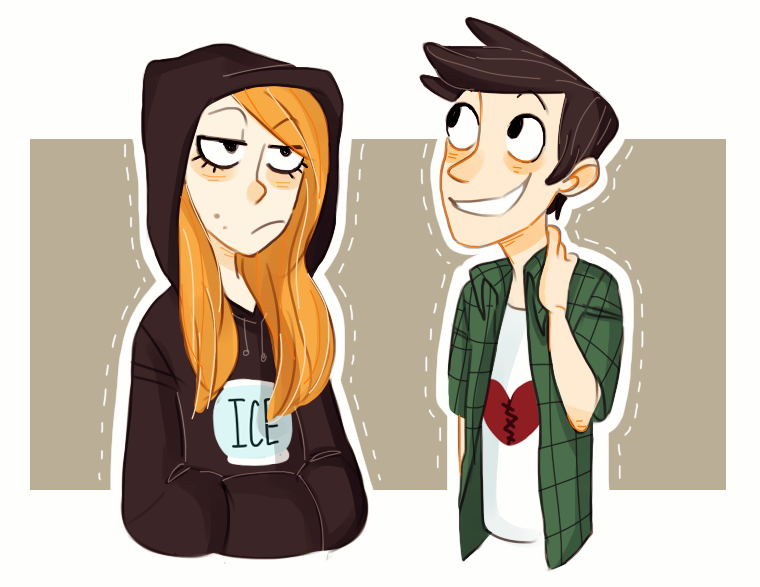 Reverse Wendy and Robbie< Aww, Reverse Robbie is ADORABLE!!