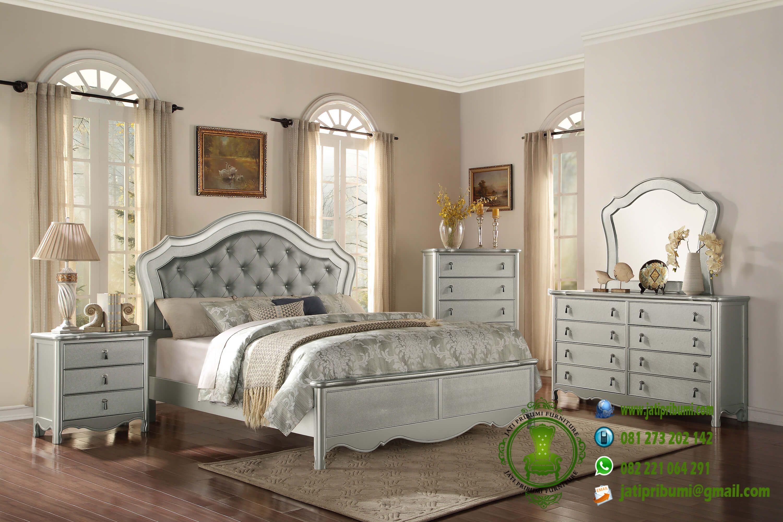 Set Tempat Tidur Minimalis Warna Silver Www Jatiprii R