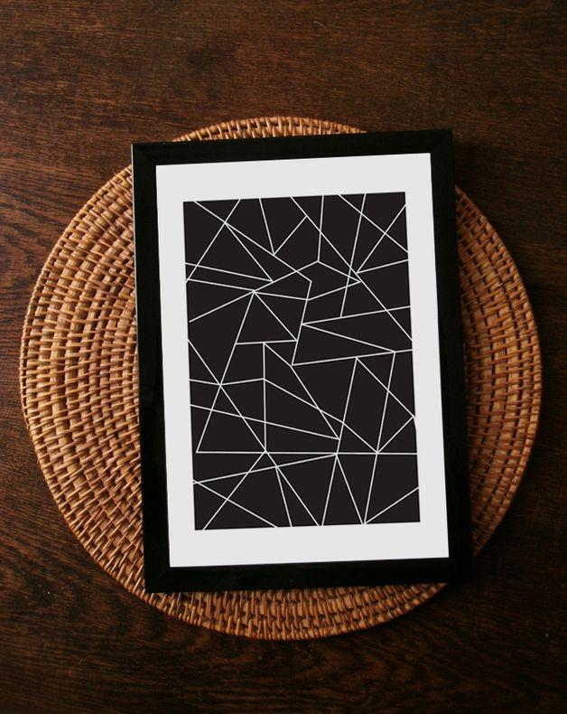 print a4 druck grafisch muster pictures grafische muster muster und schwarz wei. Black Bedroom Furniture Sets. Home Design Ideas