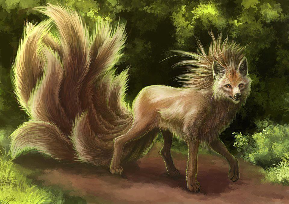 картинки с мифологическими существами