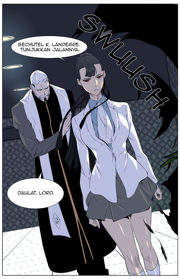 Noblesse 333 She looks beautiful Manga en español