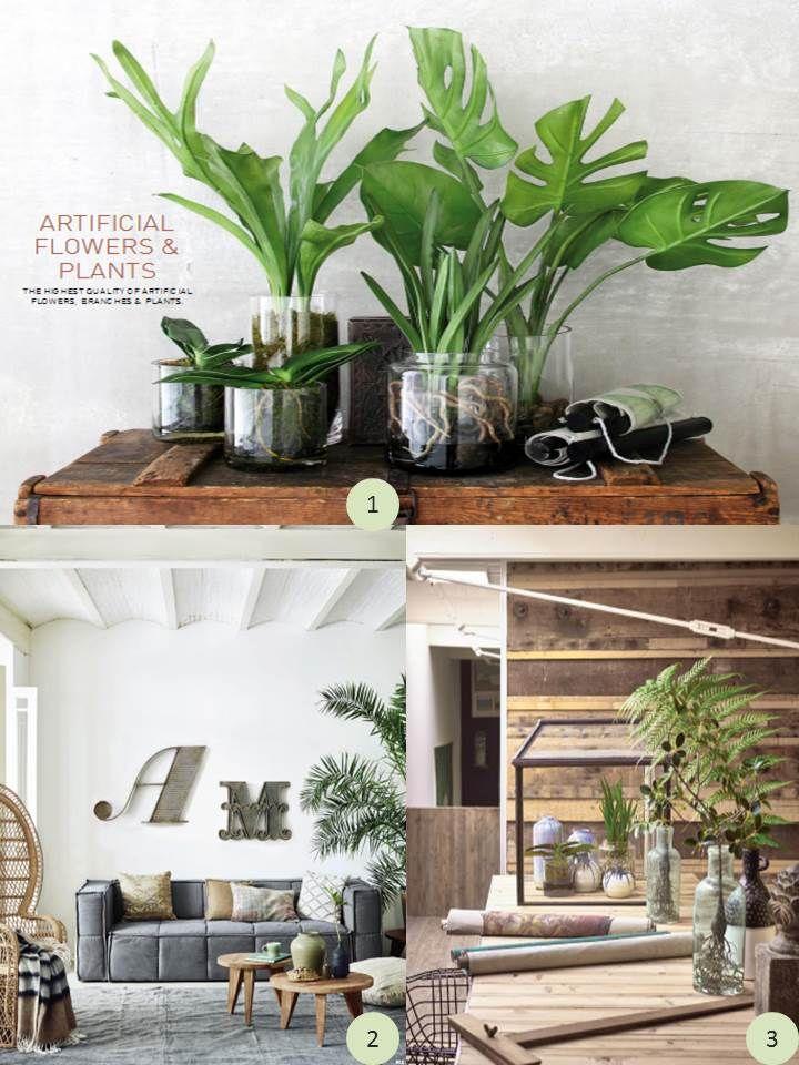 Botanisch interieur blog bij Via Lin Interieuradvies en ...