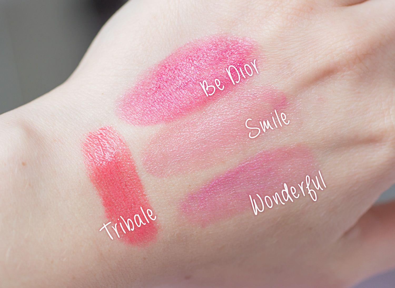Dior Addict Lipstick Swatch | Light Summer Make Up ...