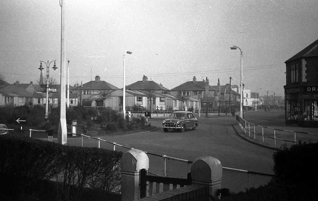Sefton-Road Litherland. circa,1955 | Liverpool history, Liverpool, Uk city