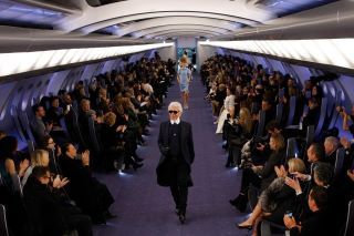 CHANEL Spring-Summer 2012 Haute Couture... Karl Lagerfeld