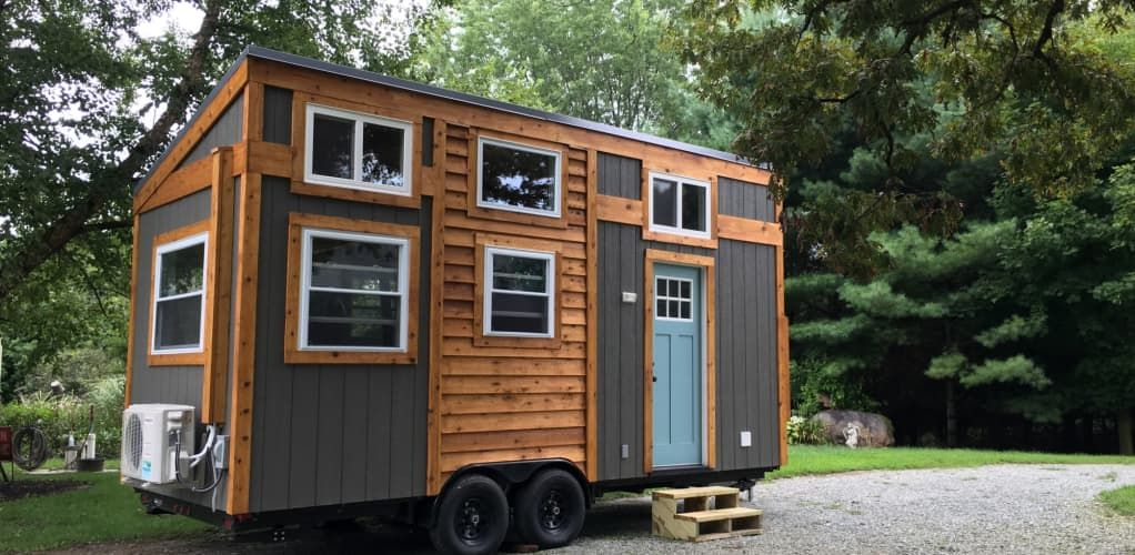 Tiny House Price Reduced Must Sell Ready To Go Move Where You Want Tiny House For Sale In Rochester Indiana Tiny House Prices Tiny Houses For Sale Tiny House Listings