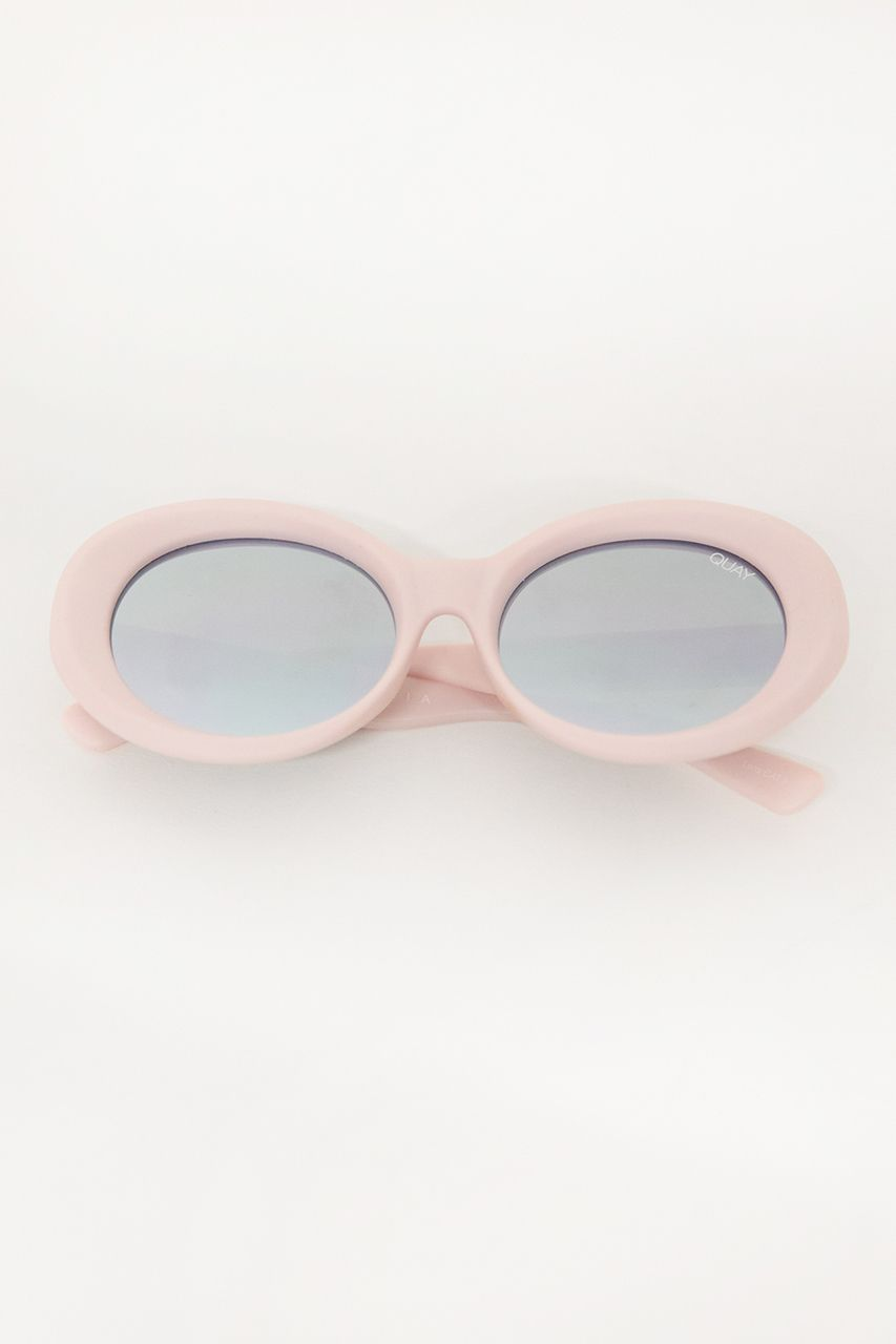 b87f1bb35100a Quay Australia Mess Around Sunglasses Lilac - The Pink Lily