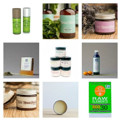 Summer Essentials Sale at Good Things Green Things! Save 20% on select skin care products through 6.30.14! #summerskincare #skincaresale #sunscreen #moisturizer #deodorantcream