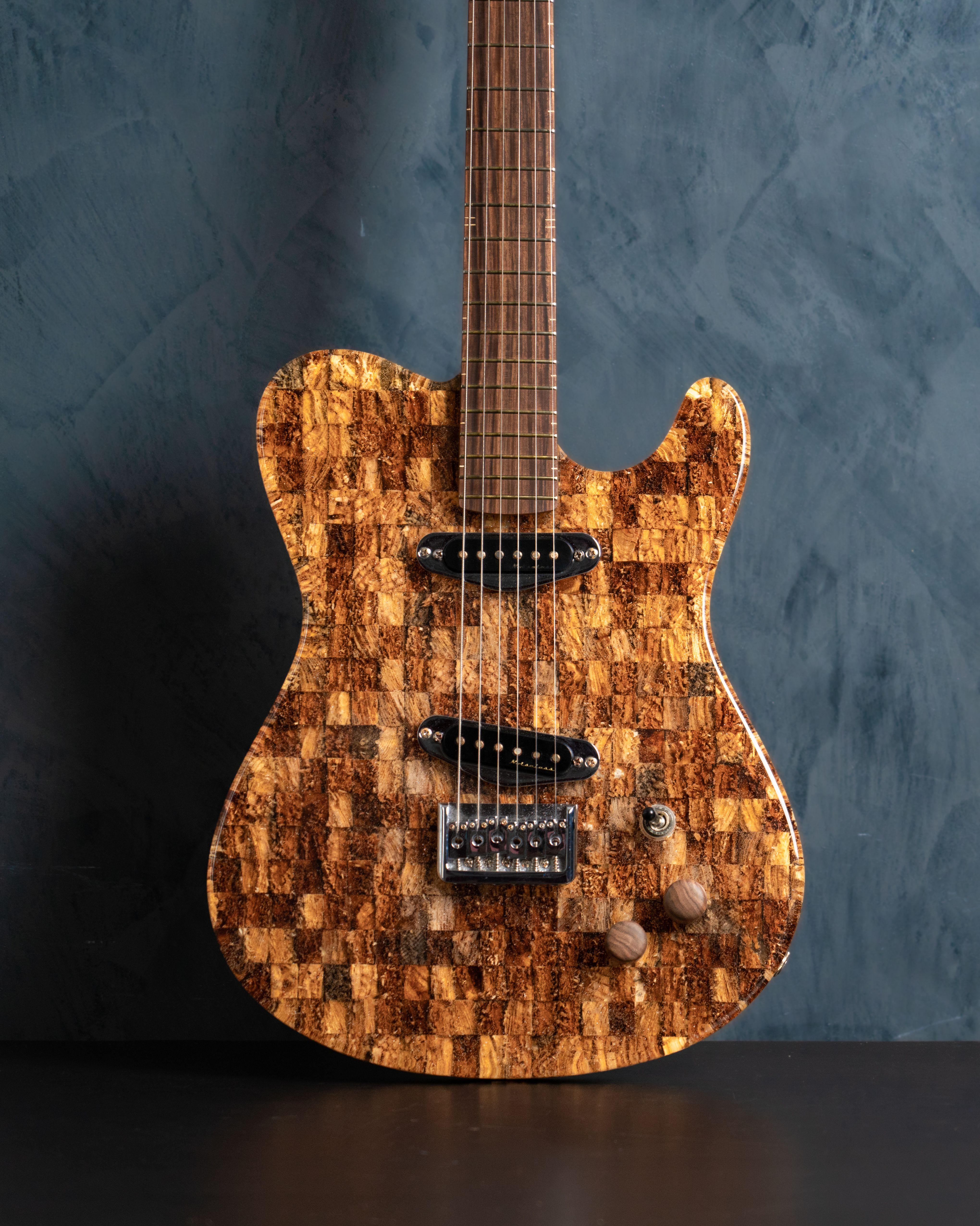 Custom Telecaster Style Guitar Guitar Building Guitar Telecaster