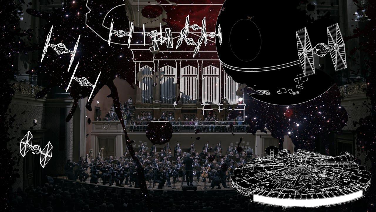 STAR WARS: a musical show in Prague on Vimeo