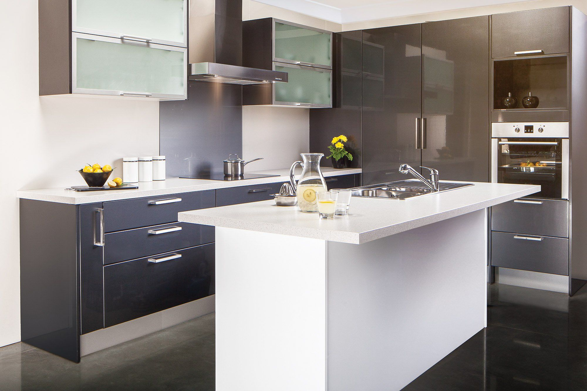 kitchen laundry packages modular kitchens benchtops laminate