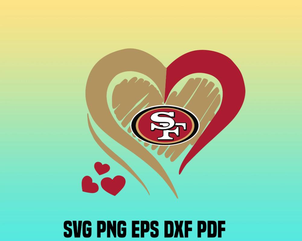 San Francisco 49ers sport,49ers sport svg,NFL sport