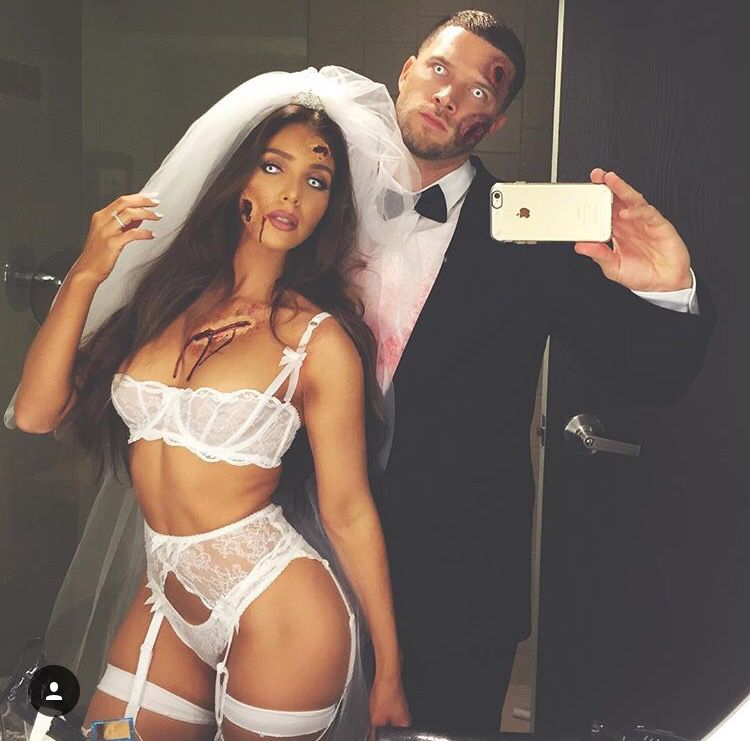 Sexy groom costumes
