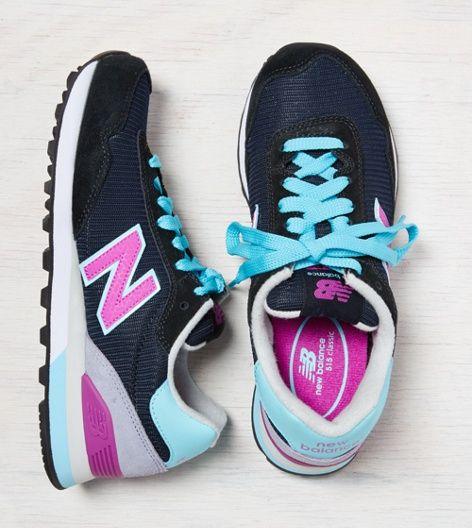 http://www.latestclothingtrends.com/category/new-balance/ Storm New Balance Modern Classic 515 Sneaker