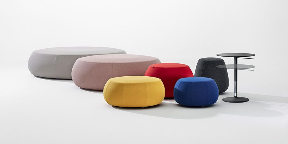 pix seat pouf arper - Google Search | Cool Offices | Pinterest ...
