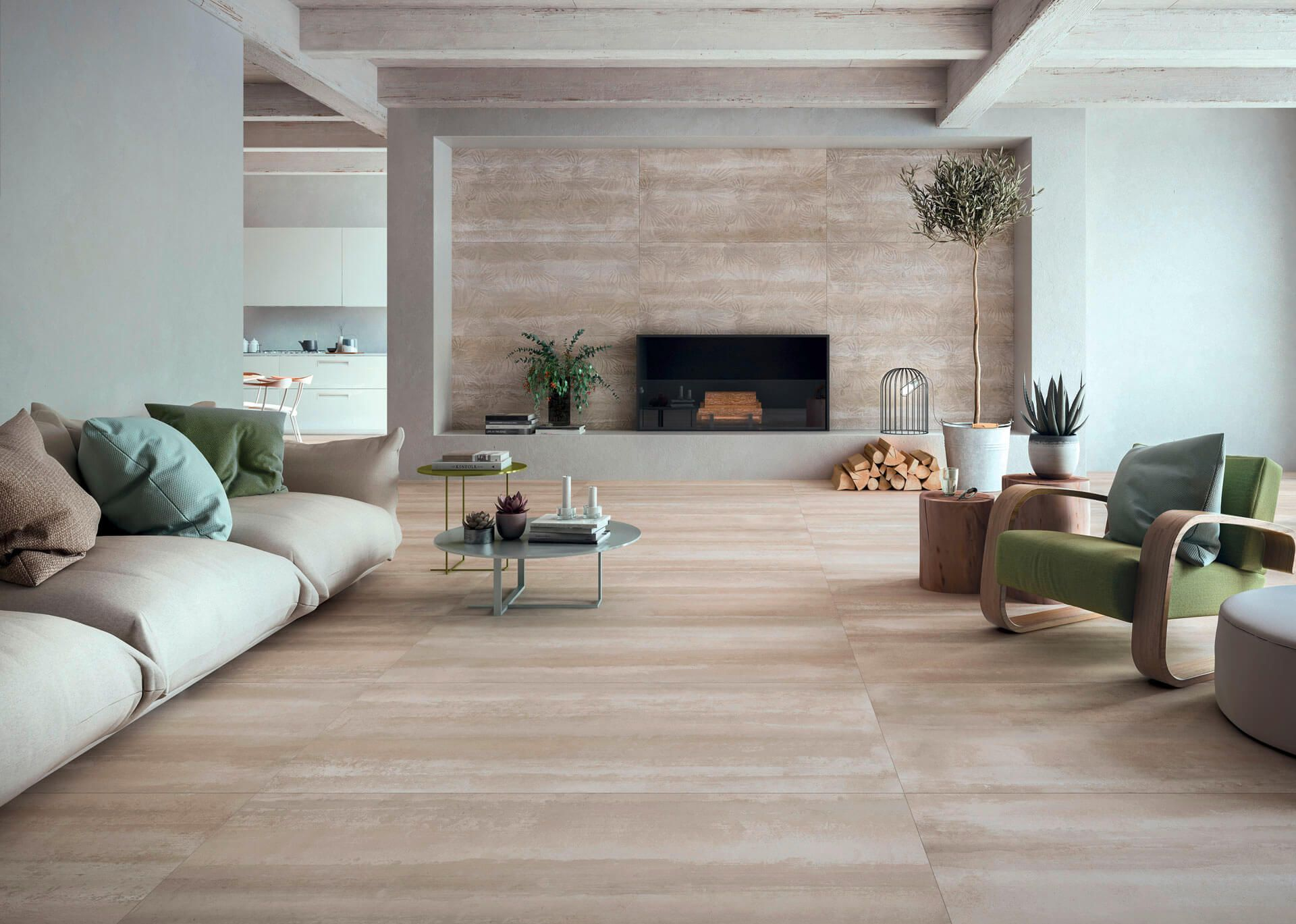 Ceramiche refin paints depth into porcelain with its new collection