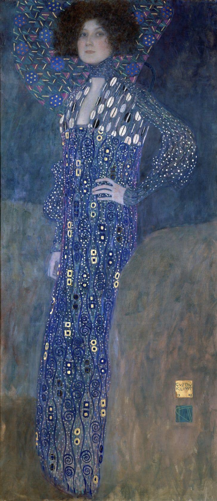 Photo of Gustav Klimt at 100: Painter. Photographer. Dress Maker.